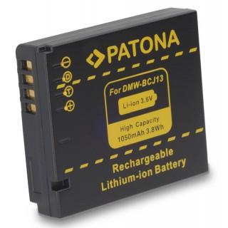 Baterija DMW-BCJ13E za Panasonic Lumix DMC-LX5 / DMC-LX7, 1050 mAh