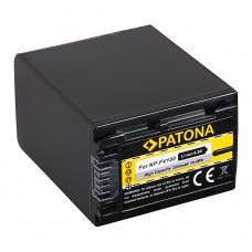 Baterija NP-FV100 za Sony DCR-HC16E / FDR-AX100E / HDR-XR105E, 2850 mAh