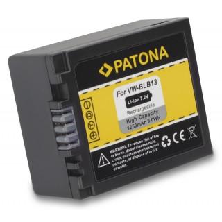 Baterija DMW-BLB13 za Panasonic Lumix DMC-G1 / DMC-G2 / DMC-G10, 1250 mAh