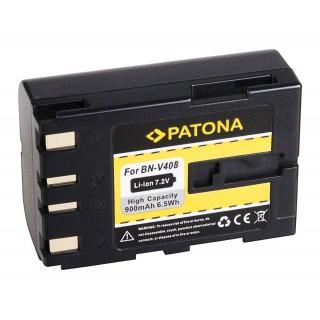 Baterija BN-V408 za JVC DV1800 / DVL100 / ZR30, 900 mAh