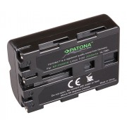 Baterija NP-FM500H za Sony Alpha 57 / 65 / 77 / 99, 2040 mAh