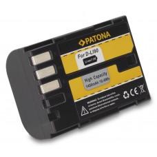 Baterija D-LI90 za Pentax K-1 / K-5 / K-7, 1400 mAh