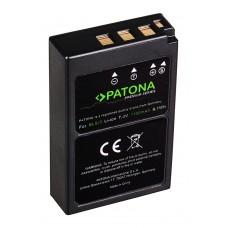 Baterija BLS-5 za Olympus E-PL2 / E-PL5 / E-PL6, 1100 mAh