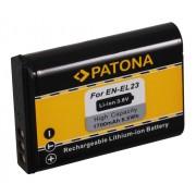 Baterija EN-EL23 za Nikon Coolpix P600 / P80 / S10, 1400 mAh