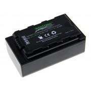 Baterija VW-VBD29 za Panasonic AJ-PX298MC / HDC-MDH2GK / AJ-HPX270, 2600 mAh