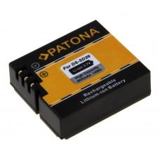Baterija DS-SD20 za Rollei Bullet 3S / 4S / 5S, 900 mAh