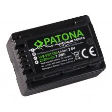 Baterija VW-VBT190 / VW-VBK180 za Panasonic HC-V10 / HDC-H80 / SDR-H100, 2020 mAh