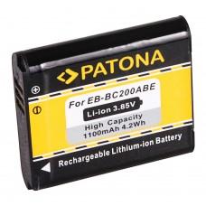 Baterija BC200 za Samsung Galaxy Gear 360 / SM-C200, 1100 mAh