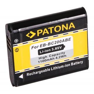 Baterija BC200 za Samsung Gear 360 / SM-C200, 1100 mAh