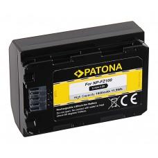 Baterija NP-FZ100 za Sony Alpha 7 III / Alpha 9, 1600 mAh