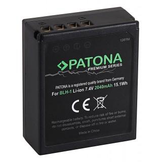Baterija PS-BLH1 za Olympus E-M1 Mark II, 2040 mAh