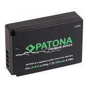 Baterija LP-E12 za Canon EOS 100D / EOS M, 800 mAh
