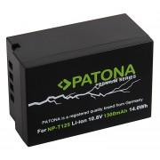 Baterija NP-T125 za Fuji GFX-50S, 1300 mAh