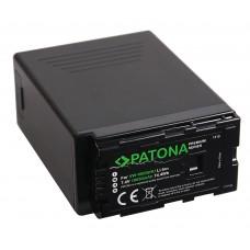 Baterija VW-VGB6 za Panasonic AG-AC130 / HDC-HS700 / NV-GS90, 10050 mAh