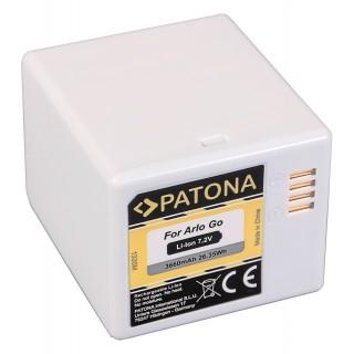 Baterija za Arlo Go, 3660 mAh