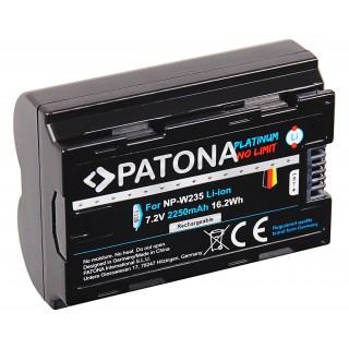 Baterija NP-W235 za Fuji FinePix XT4, 2250 mAh