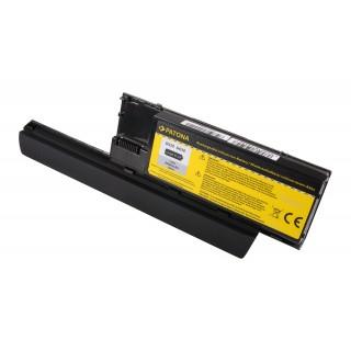 Baterija za Dell Latitude D620 / D630 / D640, 6600 mAh