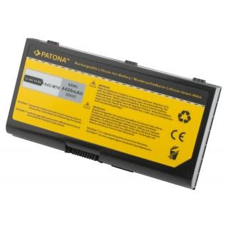 Baterija za Asus M70 / F70 / G71 / G72 / N70 / N90 / X71 / X72, 4400 mAh