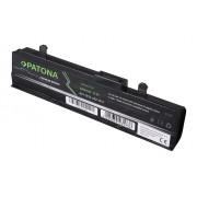 Baterija za Asus Eee PC 1011 / 1015 / 1016, črna, 5200 mAh