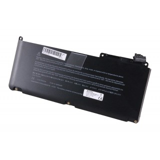 "Baterija za Apple MacBook / Air / Pro / 13"" / 13.3"" / 15"" / 17"" / A1331 / A1342, 5200 mAh"