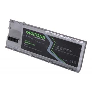 Baterija za Dell Latitude D620 / D630 / D640, 5200 mAh