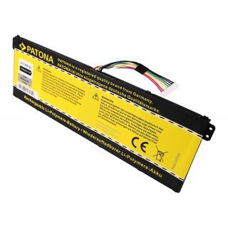 Baterija za Acer Aspire E5 / E11 / E15 / V3, 2200 mAh