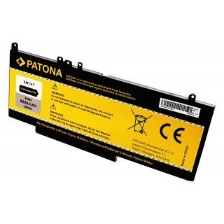 Baterija za Dell Latitude 3150 / 3160 / E5250 / E5450 / E5550, 6000 mAh