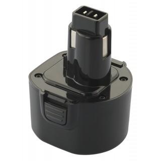 Baterija za DeWalt DW902 / DW955K / Black & Decker CD9600K / PS3200, 9.6 V, 2.0 Ah