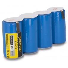 Baterija za Gardena Accu75, 4.8 V, 2.0 Ah