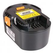 Baterija za AEG B1414G / B1415R / B1420 / B1420R, 14.4 V, 3.0 Ah