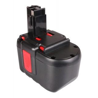 Baterija za Bosch BAT030 / BAT031 / BAT240 / BAT299, 24V, 3.0 Ah