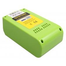Baterija za Greenworks 29322 / 29807, 24 V, 4.0 Ah