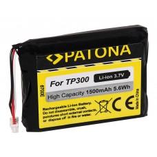 Baterija za Blaupunkt TP300, 1500 mAh