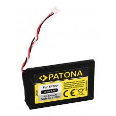 Baterija za Blaupunkt TP100 / TP200, 800 mAh