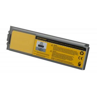 Baterija za Dell Latitude D800 / Inspiron 8500, 6600 mAh