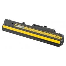 Baterija za Medion Akoya E1210 / MSI Wind U100 / U90, črna, 6600 mAh