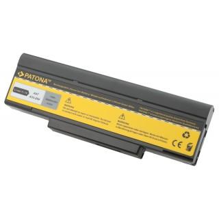 Baterija za Asus A9 / F2 / F3 / F7 / X70 / Z9, 6600 mAh