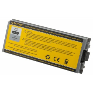 Baterija za Dell Latitude D810 / Precision M70, 6600 mAh
