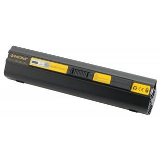 Baterija za Acer Aspire One ZG8 / 531 / Pro 751, 6600 mAh, črna