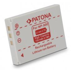 Baterija NP-900 za Konica Minolta Dimage E40 / E50, 720 mAh