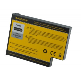 Baterija za Acer Aspire 1300 / 1310 / HP Pavilion ZE1100 / ZE1200, 4400 mAh