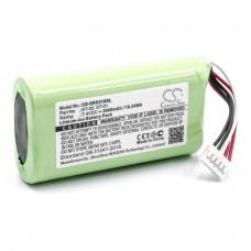 Baterija za Sony SRS-X3, 2600 mAh