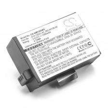Baterija za Garmin Virb 360, 1250 mAh