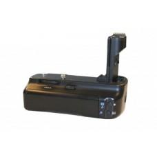 Baterijsko držalo za Canon EOS 20D / 30D / 40D / 50D