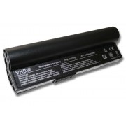 Baterija za Asus Eee PC 900A / 900HA / 900HD, črna, 4400 mAh