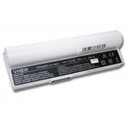 Baterija za Asus Eee PC 900A / 900HA / 900HD, bela, 4400 mAh