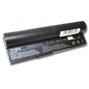 Baterija za Asus Eee PC 900A / 900HA / 900HD, črna, 6600 mAh
