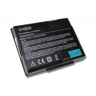 Baterija za Acer Aspire 2002 / 2012 / 2022, 4400 mAh