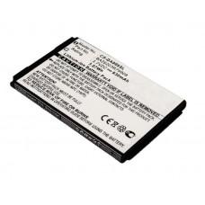 Baterija za Creative Labs Zen Micro Photo, 830 mAh