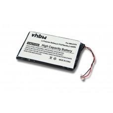 Baterija za Sony NW-E435 / NW-E436, 570 mAh
